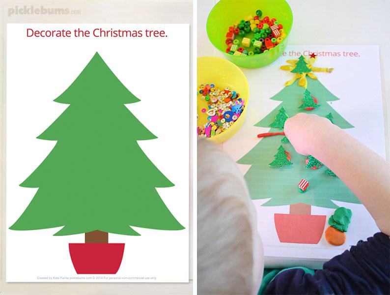christmas-play-dough-tree